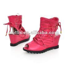 wholesale ladies shoes summer dress 2012 cheap flat sandals GP9799