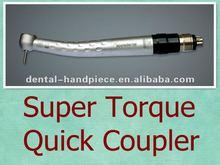Super Torque Quick Connection/Coupler Air Turbine Handpiece,Screw Type