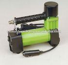 150PSI 12v 24v DC mini metal car air compressor/car air pump