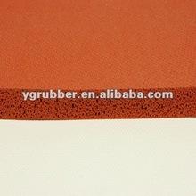 High Temperature Silicone Foam Rubber