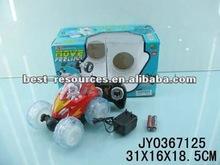 Radio control toy radio control car 2012 new toys skip car stunt car