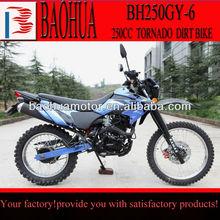 new 250cc tornado motorcycle BH250GY-6