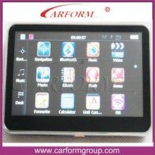 4.3 inch Touch Screen Car GPS Navigator