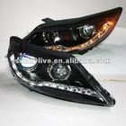 KIA SPORTAGE R LED Headlight V2 type 2011-2012