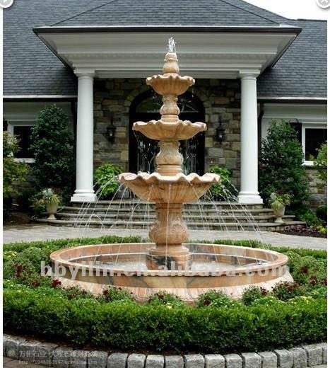 Fuentes Agua Jardin Jardín / Exterior Fuente