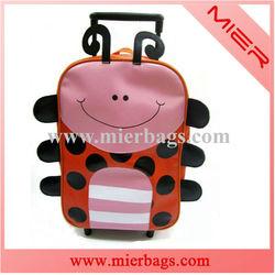 Animal Kids Trolley Bag