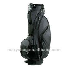 golf bag with matching rain hood and hip pad