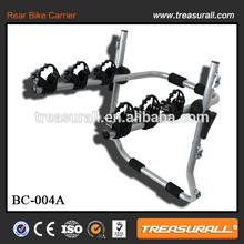 trunk mount carrier rear bike carrier