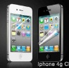 Professional PET guard skin protective for iphone 4
