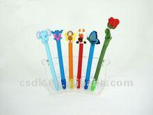 Polymer Clay Cartoon Promotional Ball Pen for children