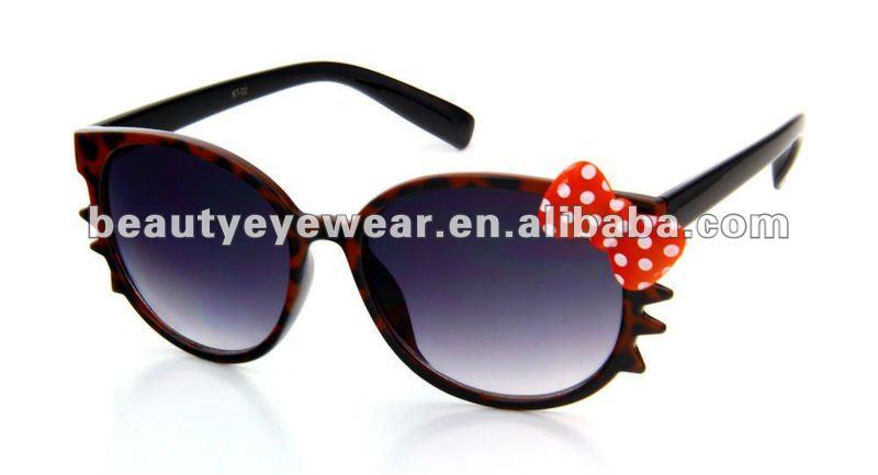Hotest HELLO KITTY a la moda gafas de sol-Gafas de sol ...
