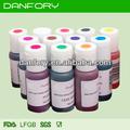 Torta decorazione commestibile/unavoltacheillatodellozucchero gel colore/12 colori diversi per confezione