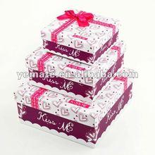 Colorful Paper corrugated plain cardboard box,pink cardboard box,hard cardboard box