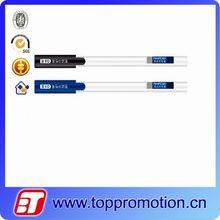Fluent concise erasable gel ink pen