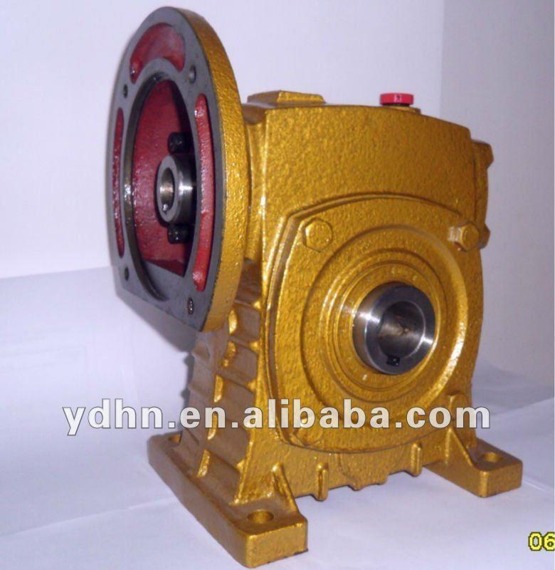 Wpwdks Hydraulic Motor Gearbox Worm Speed Reducer View