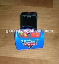 OEM soft rubber mobile phone holder