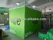 Flat Top Folding Canopy Tent