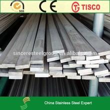 201 304 316 Stainless steel flat bar