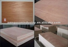 CE,CARB commercial plywood Poplar/Hardwood core