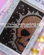 Jewelry mobile phone skin crystal decoration sticker