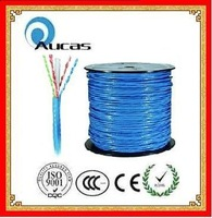 high speed SFTP/STP systimax cat6 cable Blue 305m / China Communication Cables