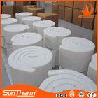 1350C High alumina spun type double needle alumina silicate fiber blanket