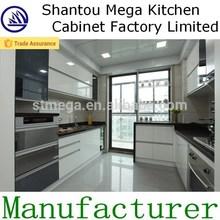 MK055 Modern PVC Kitchen cabinet