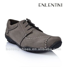 2014 new leather safety shoe for men