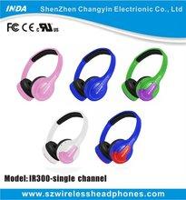 Functional IR In Car Wireless Headphone(IR300)