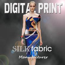 moda digitale stampata raso di seta camicia degli uomini z820c