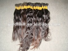 2014 hotsale new arrival top quality 18inch to 30inch grade real vrigin brazilian hair bulk braid with full cuticle