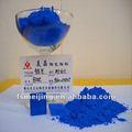 mosaico de vidrio de color azul cobalto pigmento natural de materias primas de la empresa de fabricación
