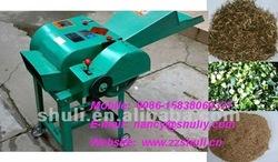 Animal feed grass chopper machine /Silage Forage Cutter for sheep feed/corn stalk cutting machine (0086-15838060327)