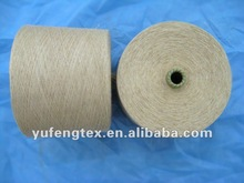 Ring spun Linen/Viscose rayon55%/45% blended yarn 15S