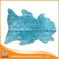 De calidad superior de piel de oveja de piel para capa usando