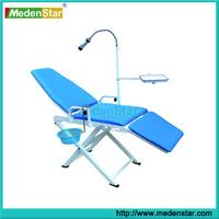 Hot sale portable dental chair /portable dental unit dental chair YS05AA