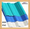 SMARTROOF Foshan China ASA PVC Corrugated Plastic Roofing Sheet Material Alibaba China
