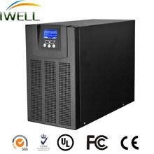 Online UPS 2KVA 1600W UPS External Battery UPS China Manufacture