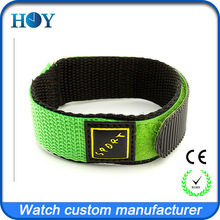 for sportman style 20MM Nylon wristbands with high quality