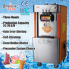 3 flavours Commercial Soft Serve Ice Cream Machine