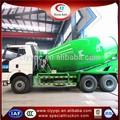 FAW 10CBM de hormigonado camión mezclador de concreto