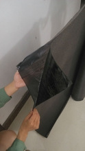 new building waterproof sand/self-adhesive bituminous roof underlayment for slope and wooden roof
