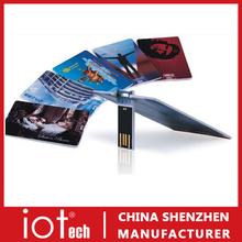 Alibaba Express Poker Chip Any Logo Business Card USB