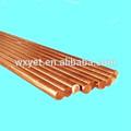 De cobre da haste/barra de cobre/haste de bronze