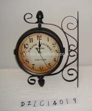 DZIC14019 hot sale clock-outdoor waterproof clock