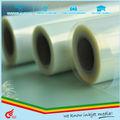 Venta al por mayor alta densidad de la película de pet / a prueba de agua de separación de colores imagesetter esmerilado de inyección de tinta de la película del claro
