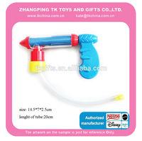 plastic water pump gun toys