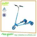 Sıcak satış 3 tekerlekli katlanır Trike scooter, titreşimsiz scooter, yetişkin salıncak scooter( db8039l- t- f)