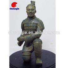 Ancient Soldier Sculpture , Ancient Warriors Figurines , Ancient Warriors Statue
