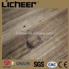 High Quality Laminate Basketball Flooring/ Middle Embossed Surface Laminate Wood Flooring